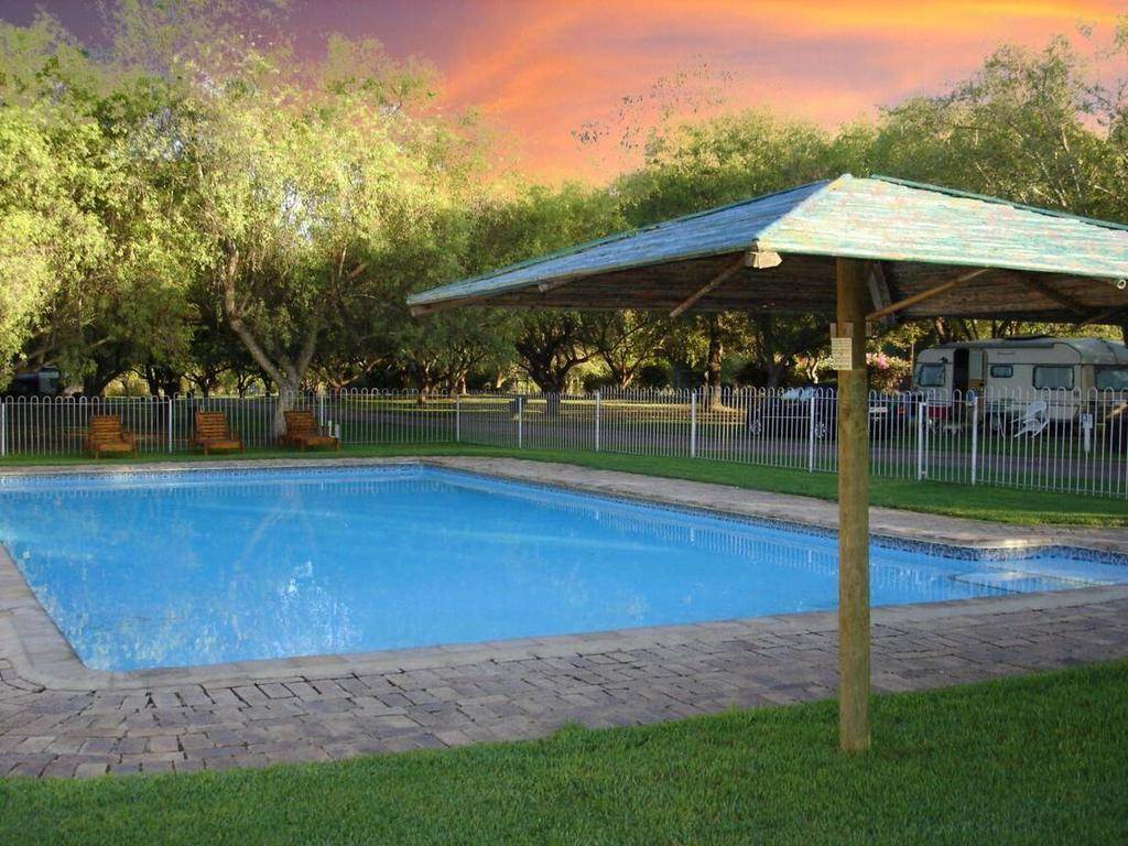 Kleinplaas Holiday Resort **(*) in Oudtshoorn