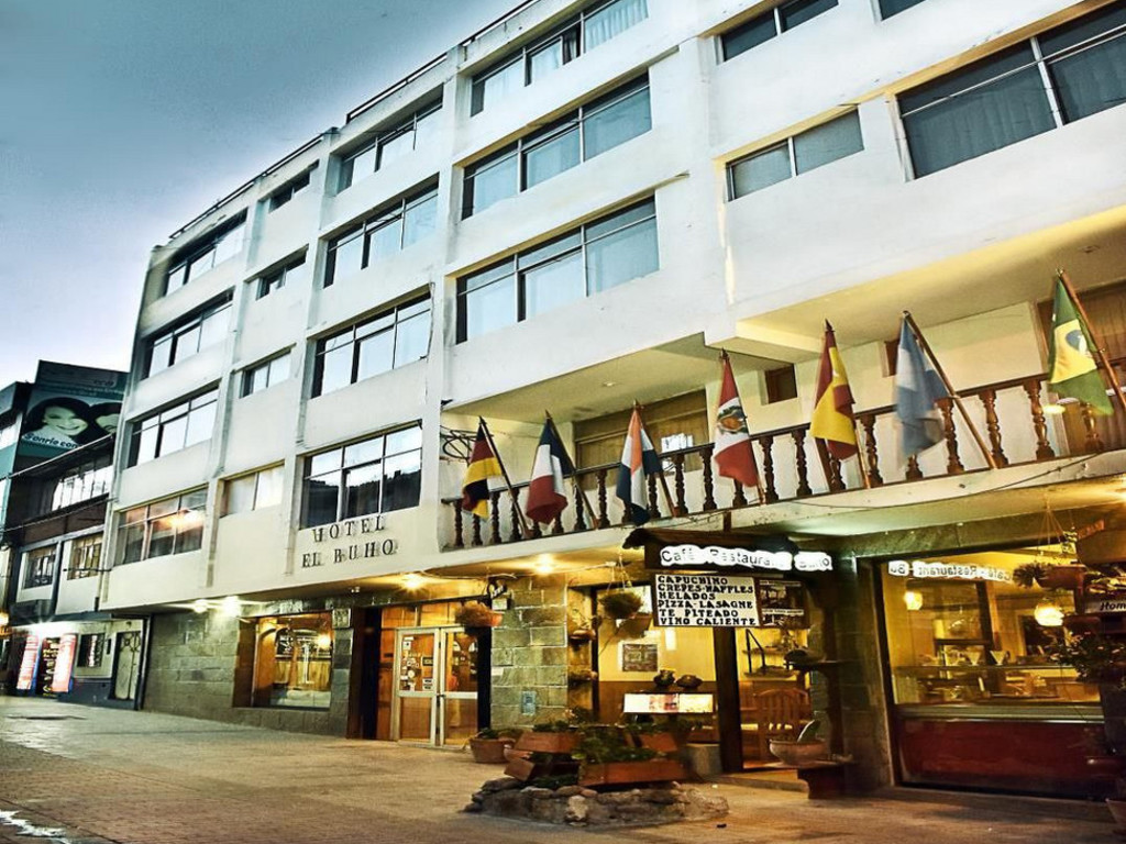 Hotel El Buho **(*) in Puno
