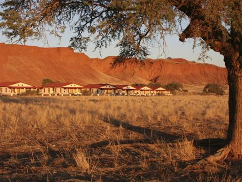 Namib Desert Lodge *** in den Naukluft-Bergen