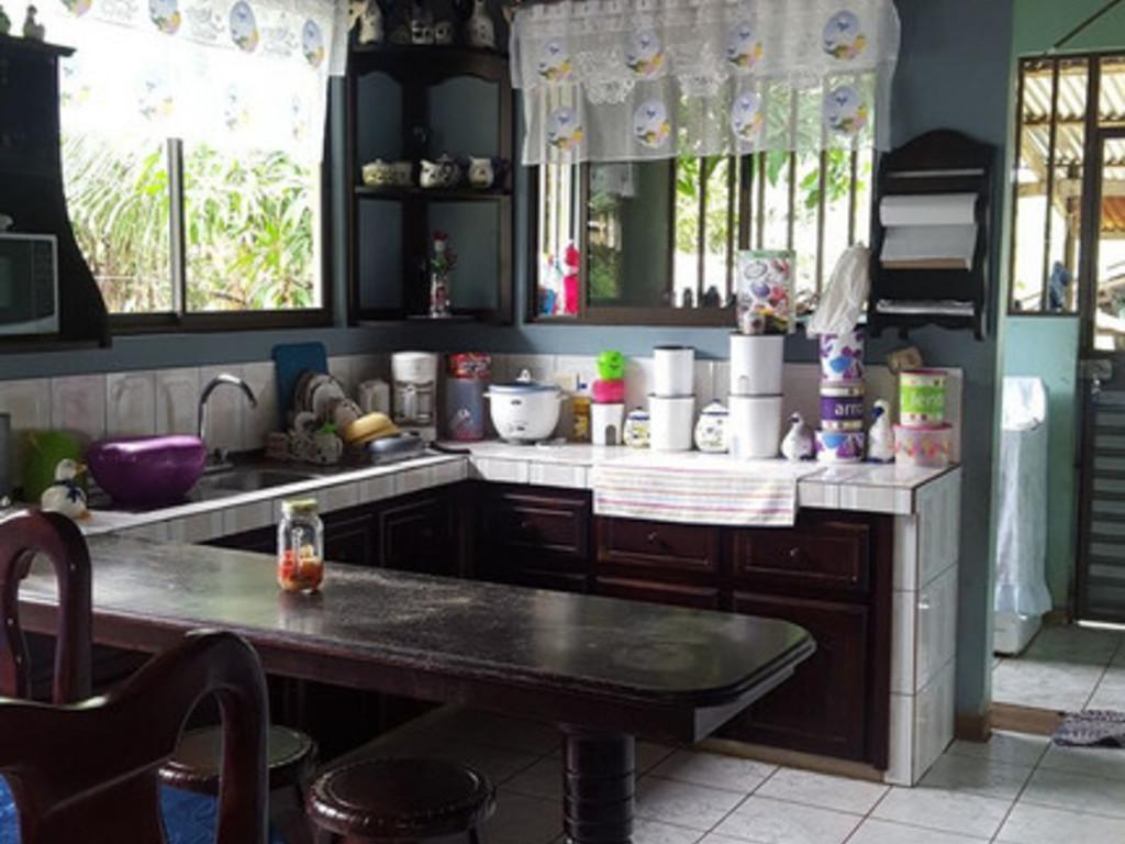 Übernachtung bei einer costa-ricanischen Familie