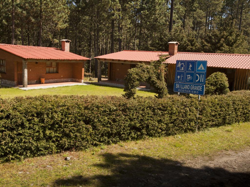 Cabañas **(*) in Llano Grande