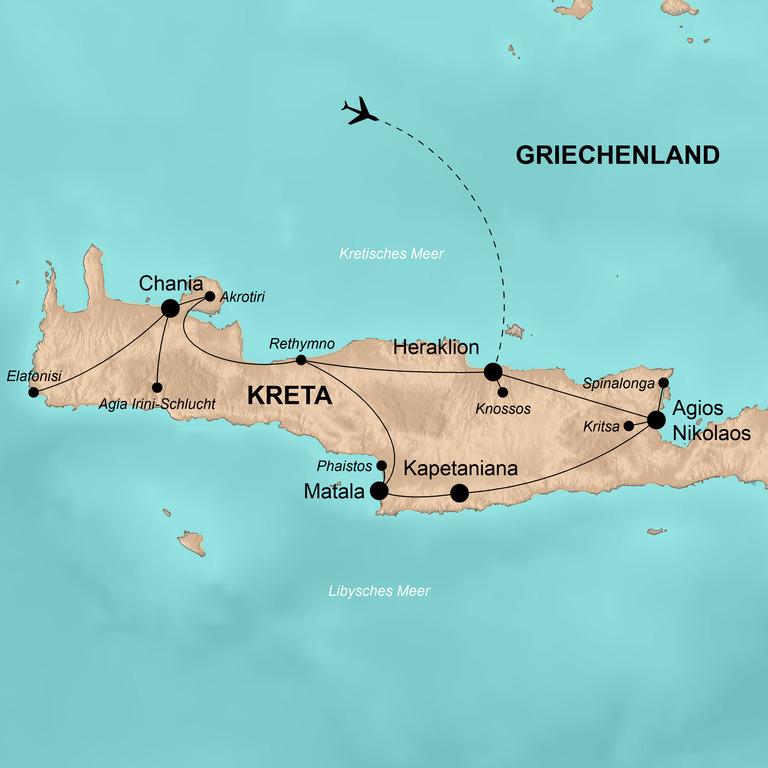 Griechenland: Kreta – Unterwegs auf der Insel der Götter