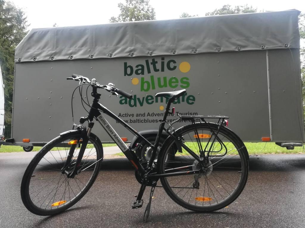 Fahrradtyp im Baltikum