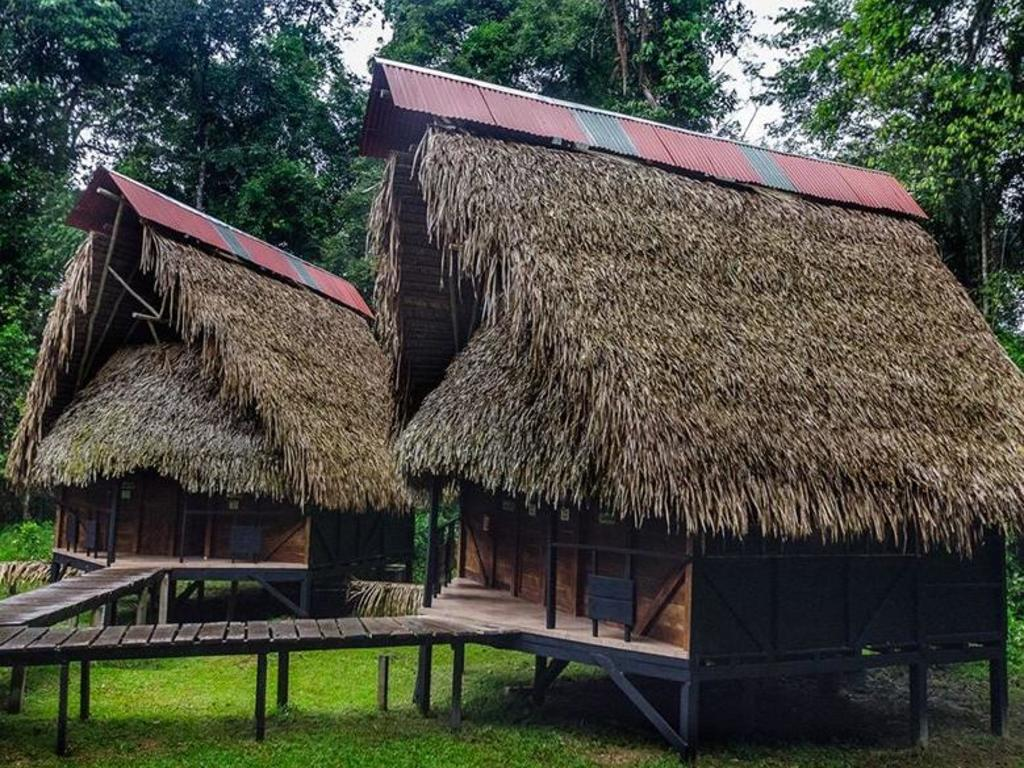 Jamu Lodge ** im Cuyabeno-Nationalpark