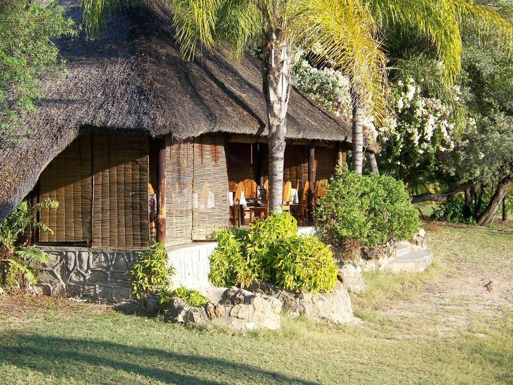 n'Kwazi Lodge *** bei Rundu am Kavango-Fluss