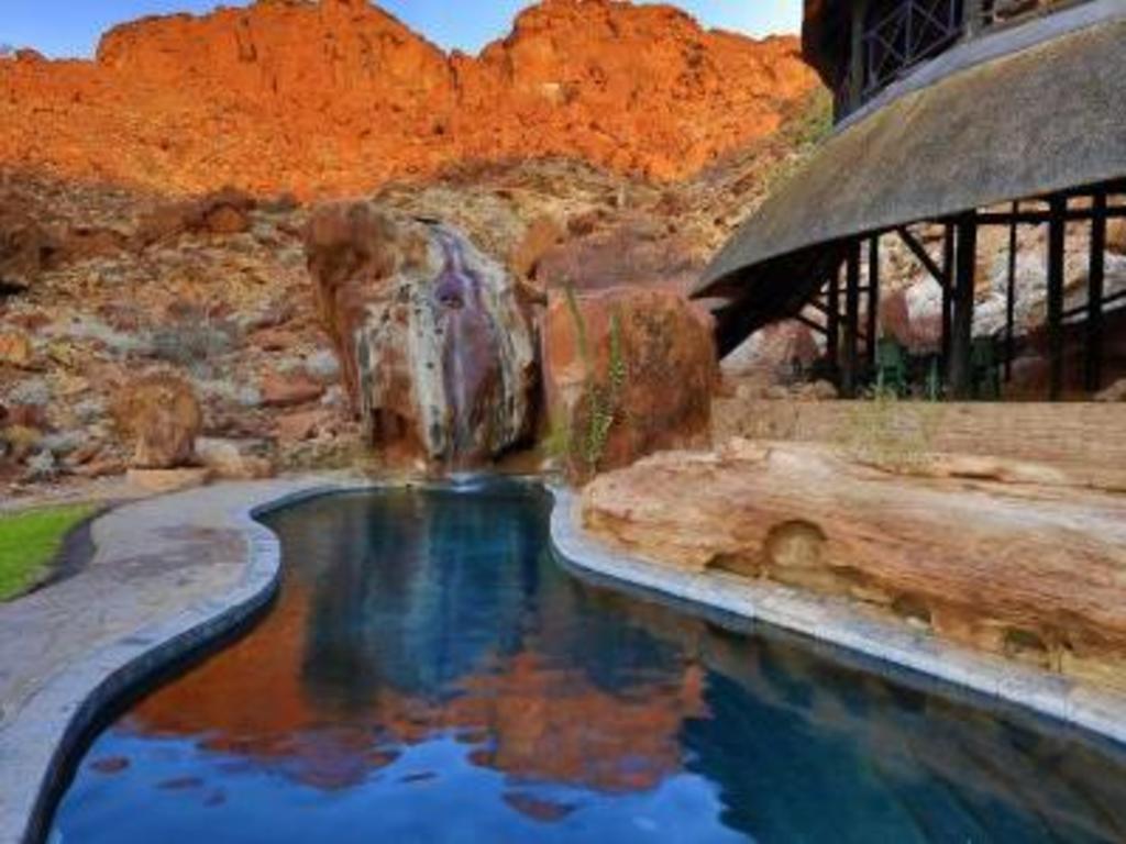 Twyfelfontein Country Lodge ***(*) bei Twyfelfontein