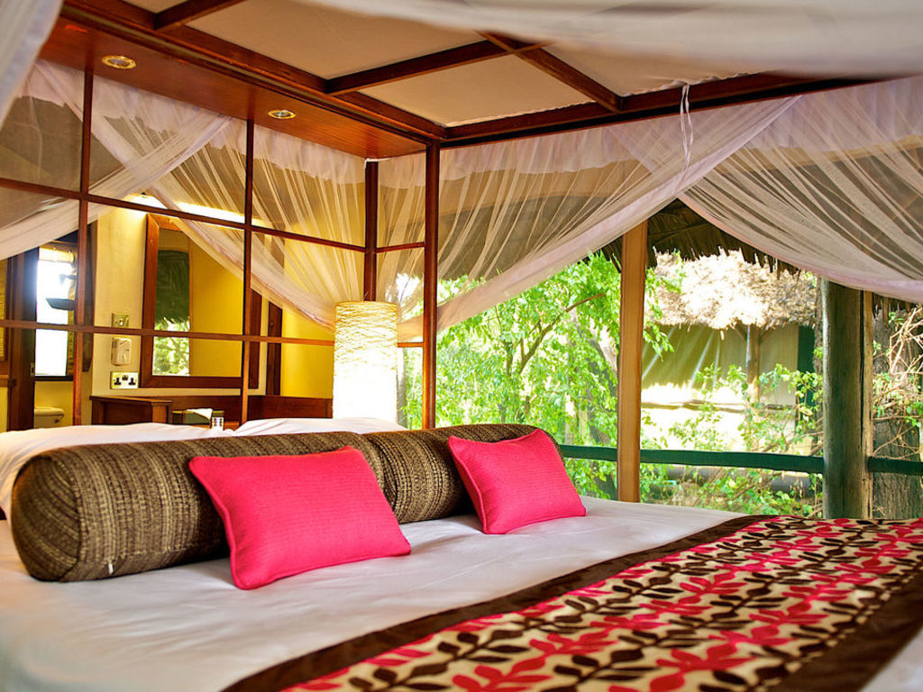 Samburu Intrepids Tented Camp **** in Samburu-Nationalreservat