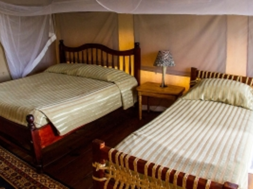 Kimbla Mantana Camp  *** in Lake Mburo-Nationalpark