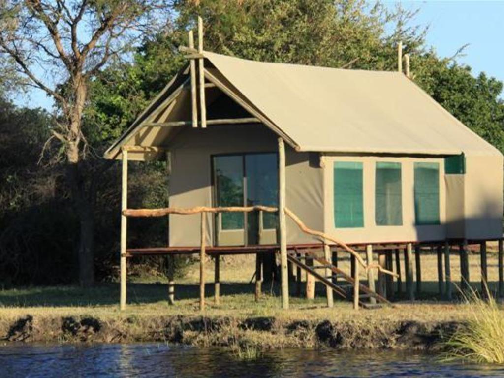 Chobe River Camp *** in