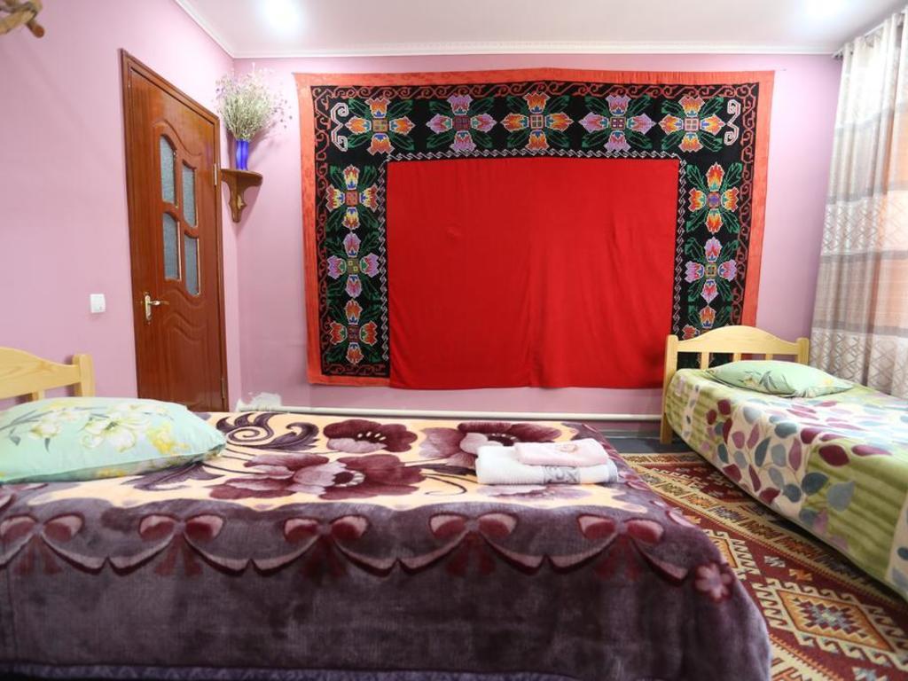 einfaches Gästehaus in Bokonbajewo