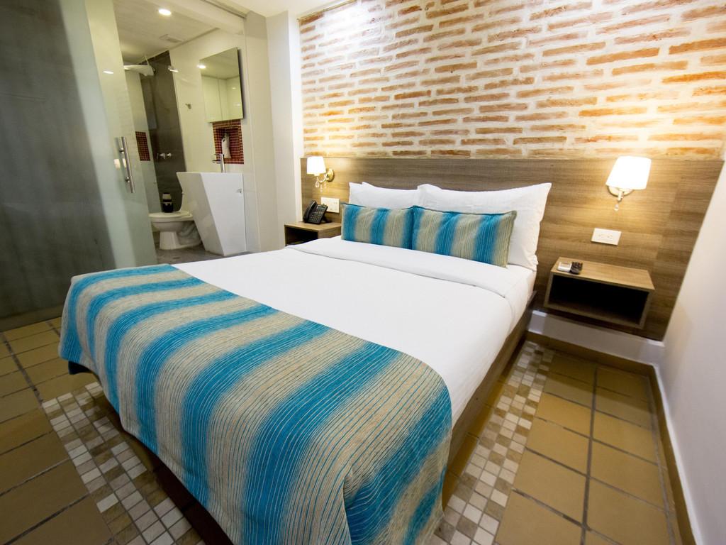 Casa Baluarte **(*) in Cartagena