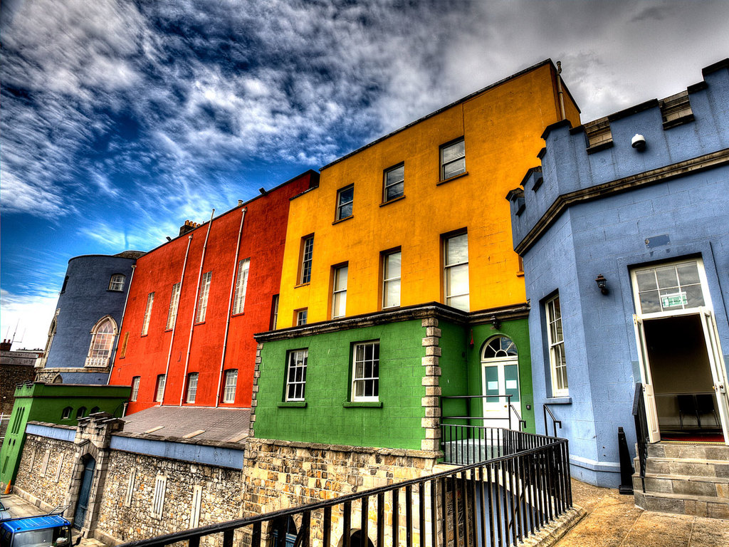 Dublin: Stadtbesichtigung, Führung und Probe in einer Whiskey-Destillerie