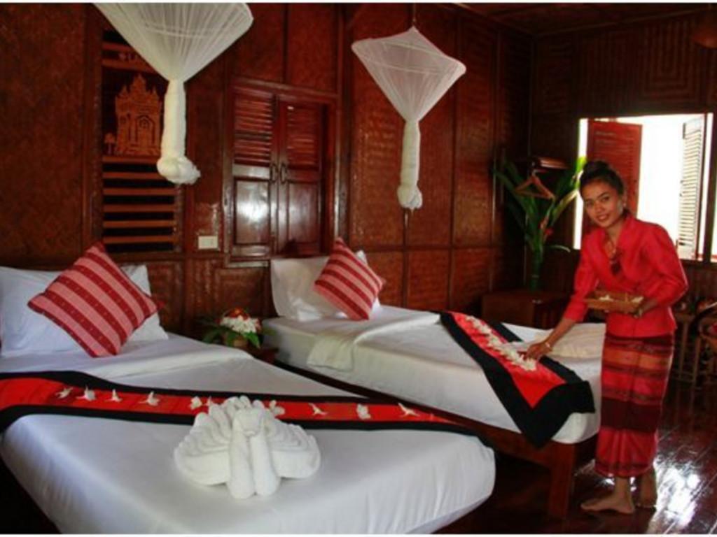 Mekong Riverside Lodge ** in Pakbeng
