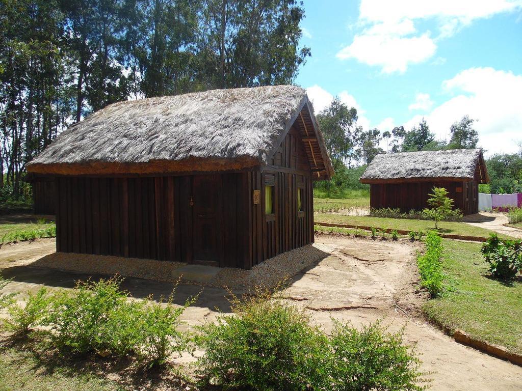 Ecolodge Sous le Soleil du Mada ** in Antoetra