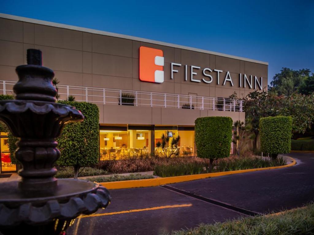 Fiesta Inn Aeropuerto *** in Mexiko City