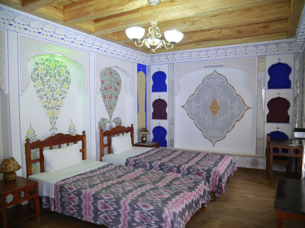 Komil Boutique Hotel*** in Buchara