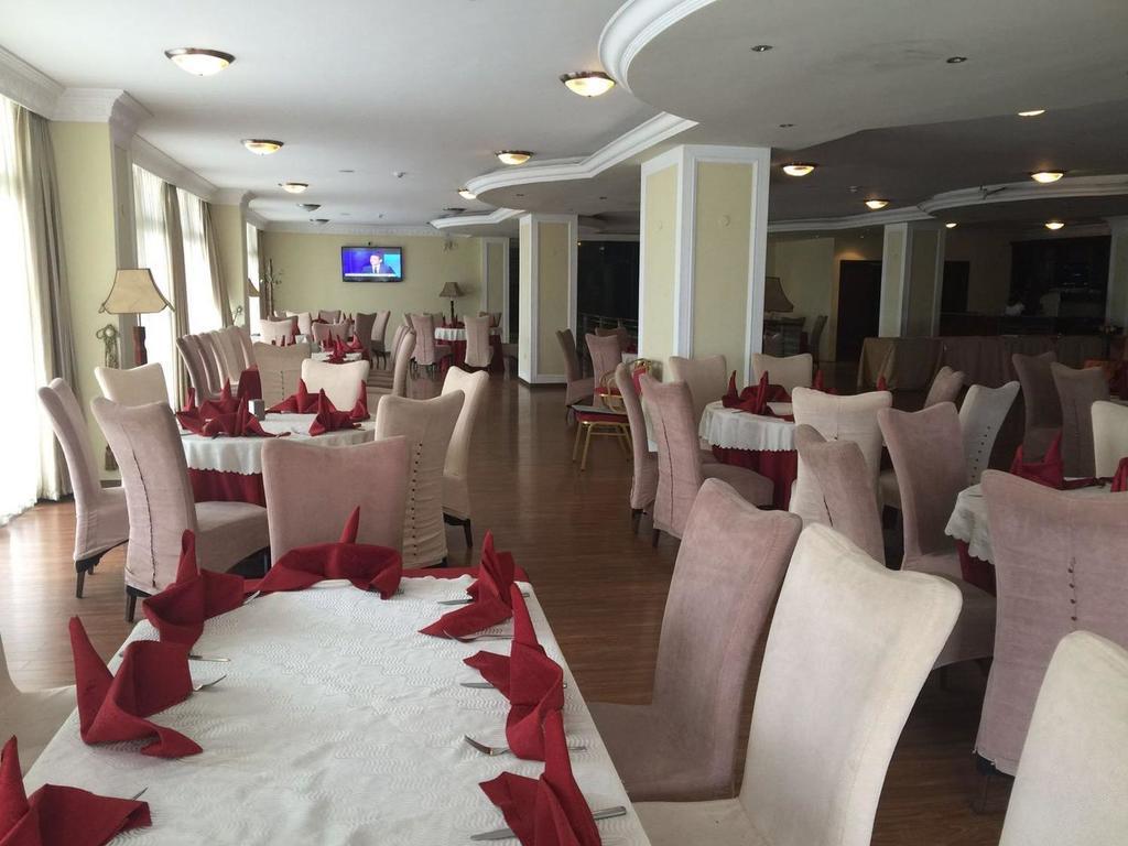 Hotel Debre Damo **** in Addis Abeba