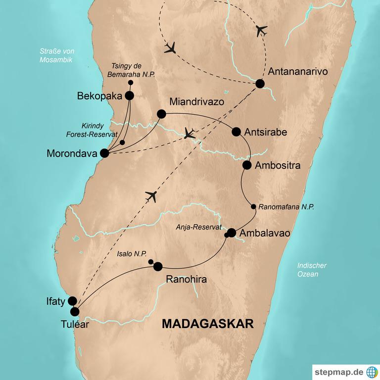 Madagaskar – Paradies im Indischen Ozean