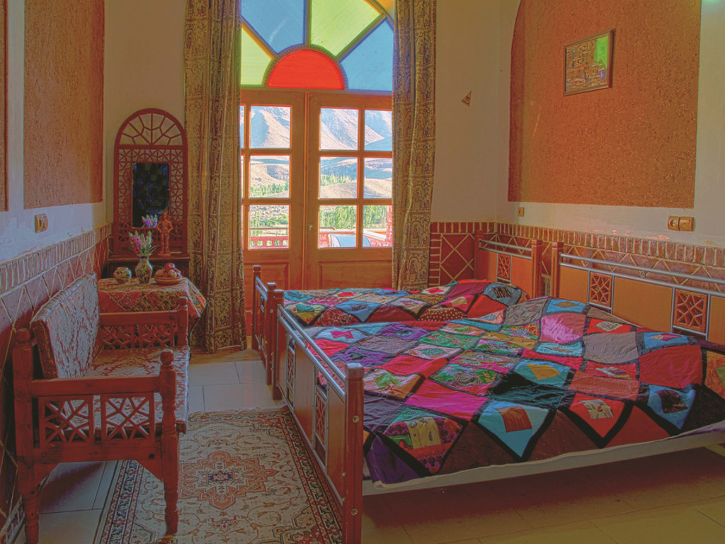 Hotel Viuna *** in Abyaneh