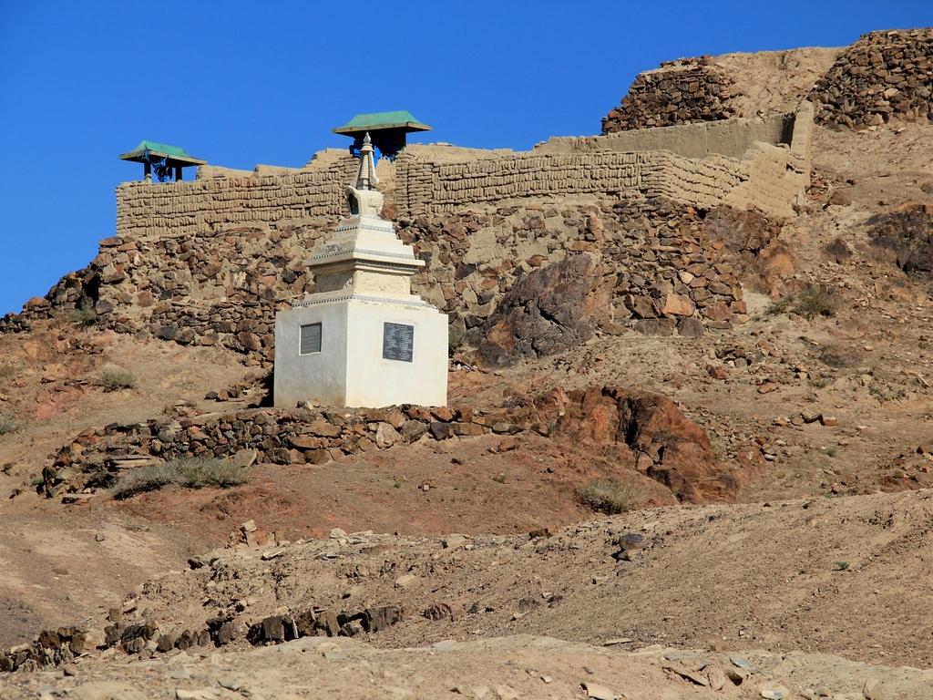 Orkhon-Tal – Ongi-Kloster : Fahrt in die Wüste Gobi mit Besuch des Ongi-Klosters