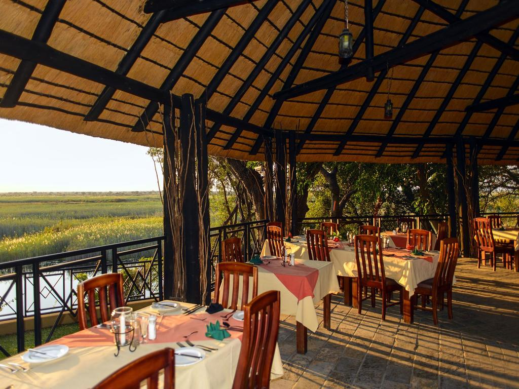 Namushasha River Lodge ***  am Kwando-Fluss