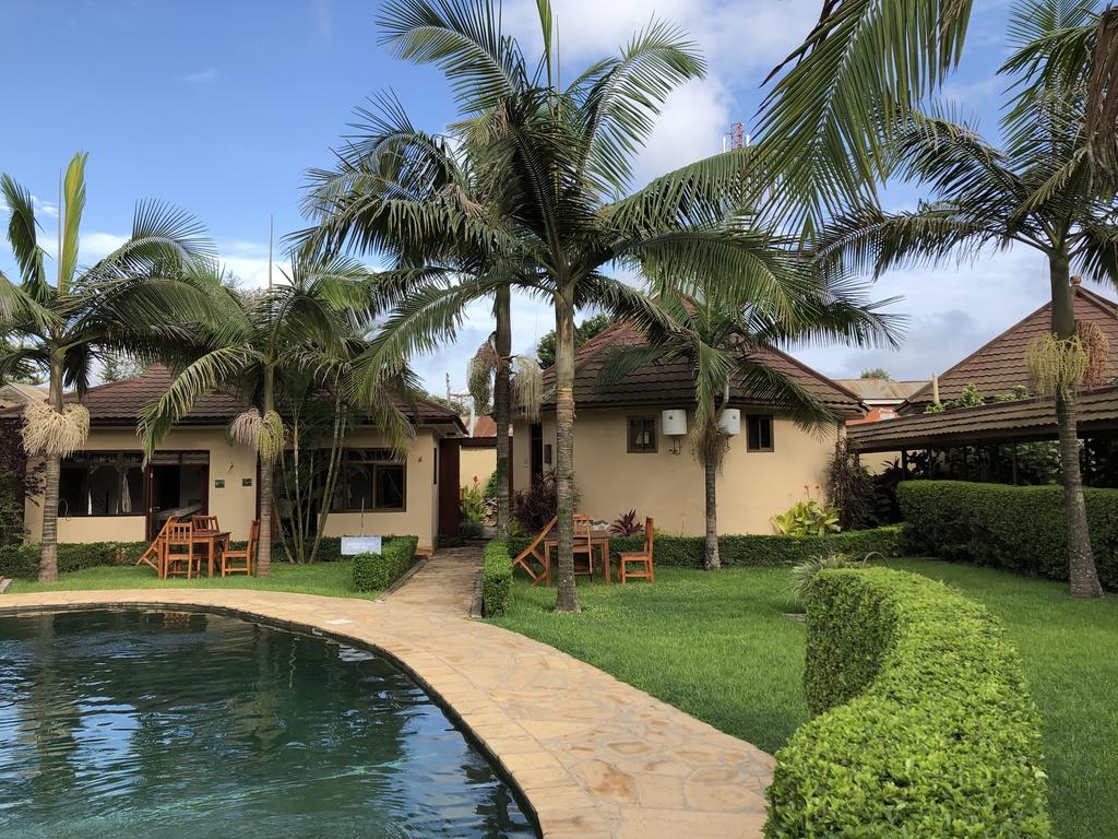 Ahadi Lodge *** in Arusha