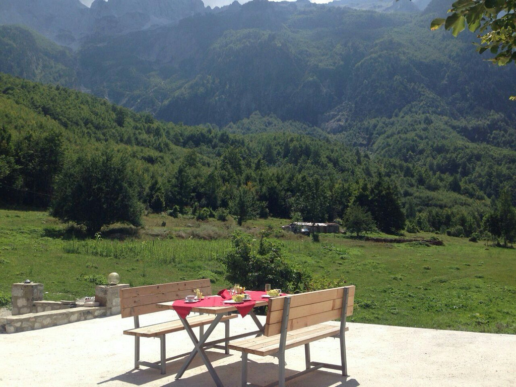 Guesthouse Margjeka in Valbona