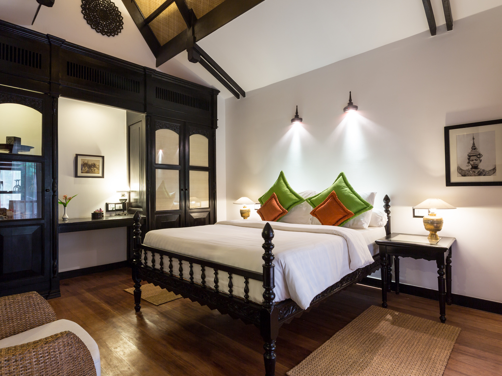 Hotel Angkor Village **** in Siem Reap
