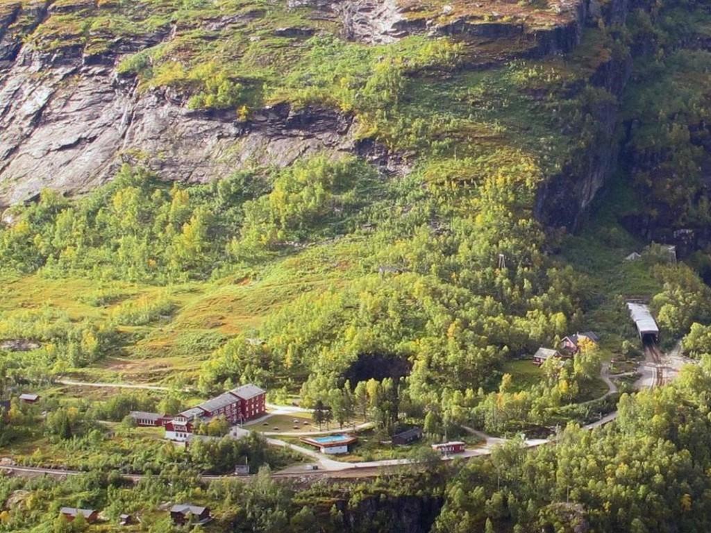 Vatnahalsen Høyfjellshotell *** in Vatnahalsen