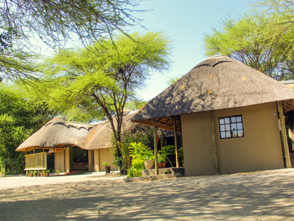 Kwalape Safari Lodge *** bei Kasane