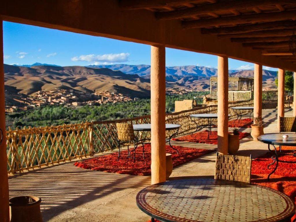 Kasbah-Hotel Kashbah Tizzarouine *** in Dades
