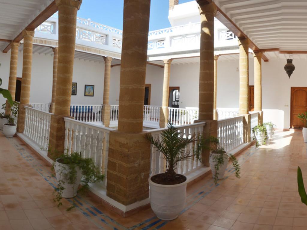 Riad Palais des Remparts ***(*) in Essaouira