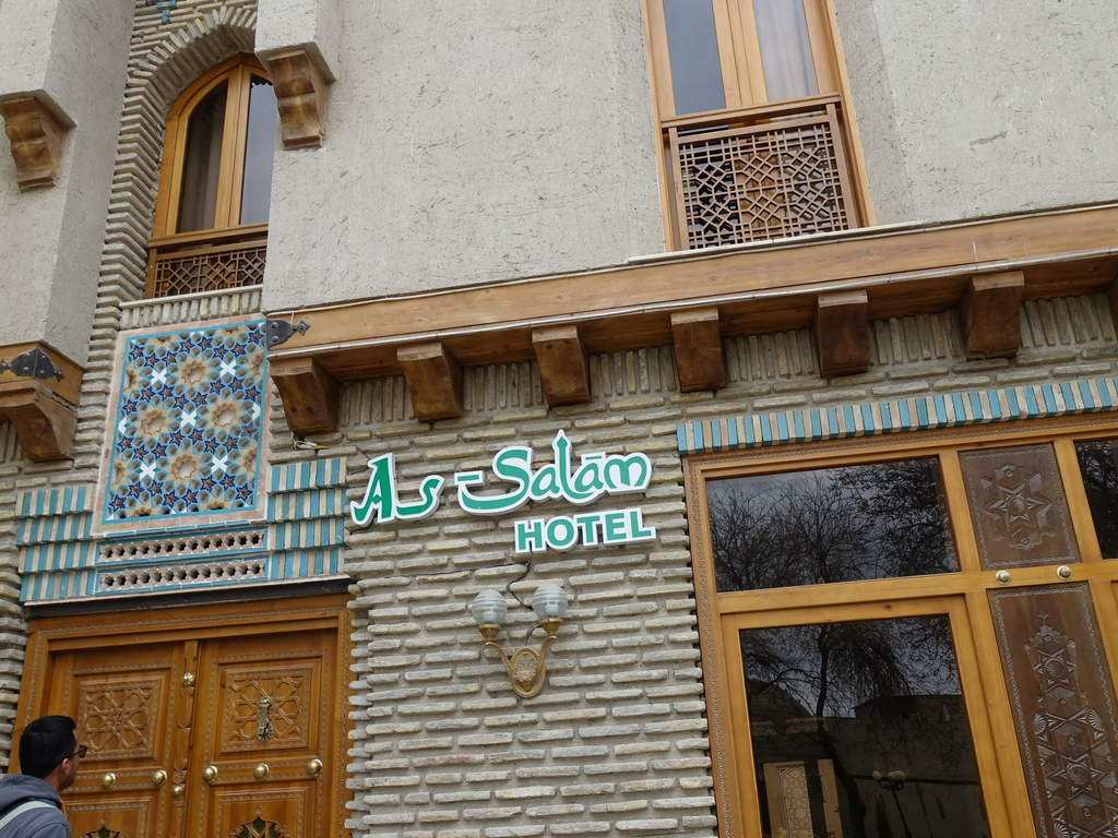As-Salam Boutique Hotel**** in Buchara