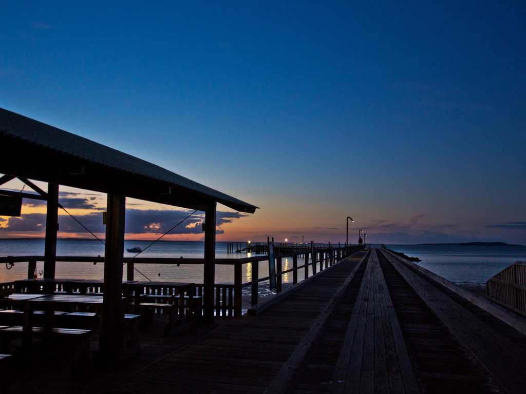 Kingfisher Bay Resort *** auf Fraser Island