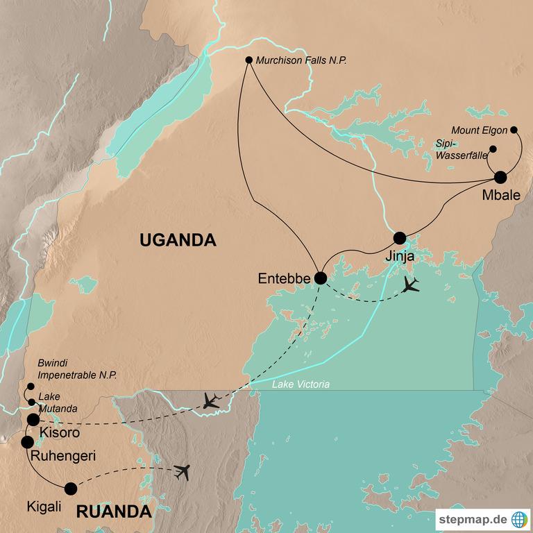 Uganda –