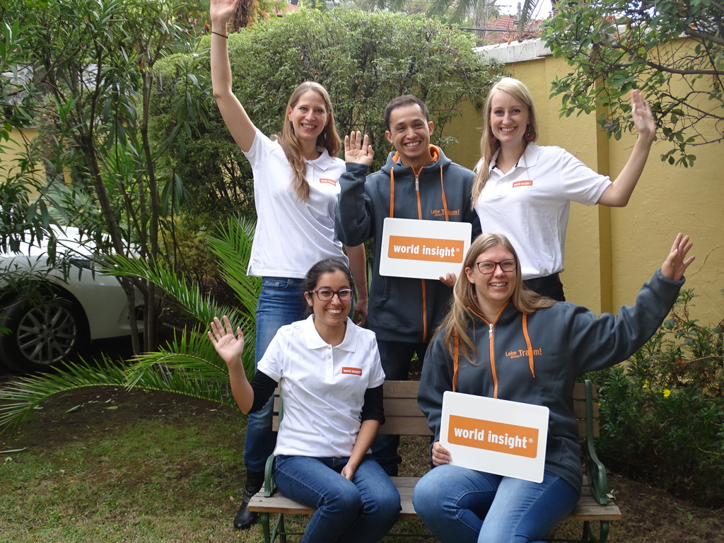Unser Team in Chile