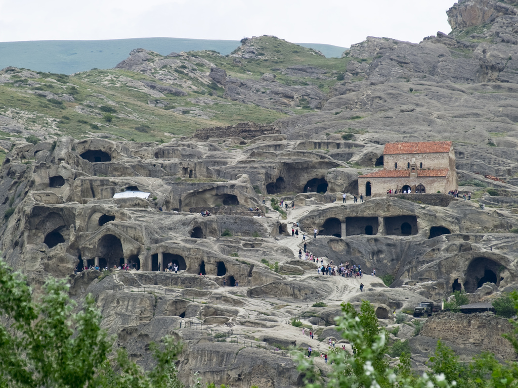 Höhlenstadt Uplisziche