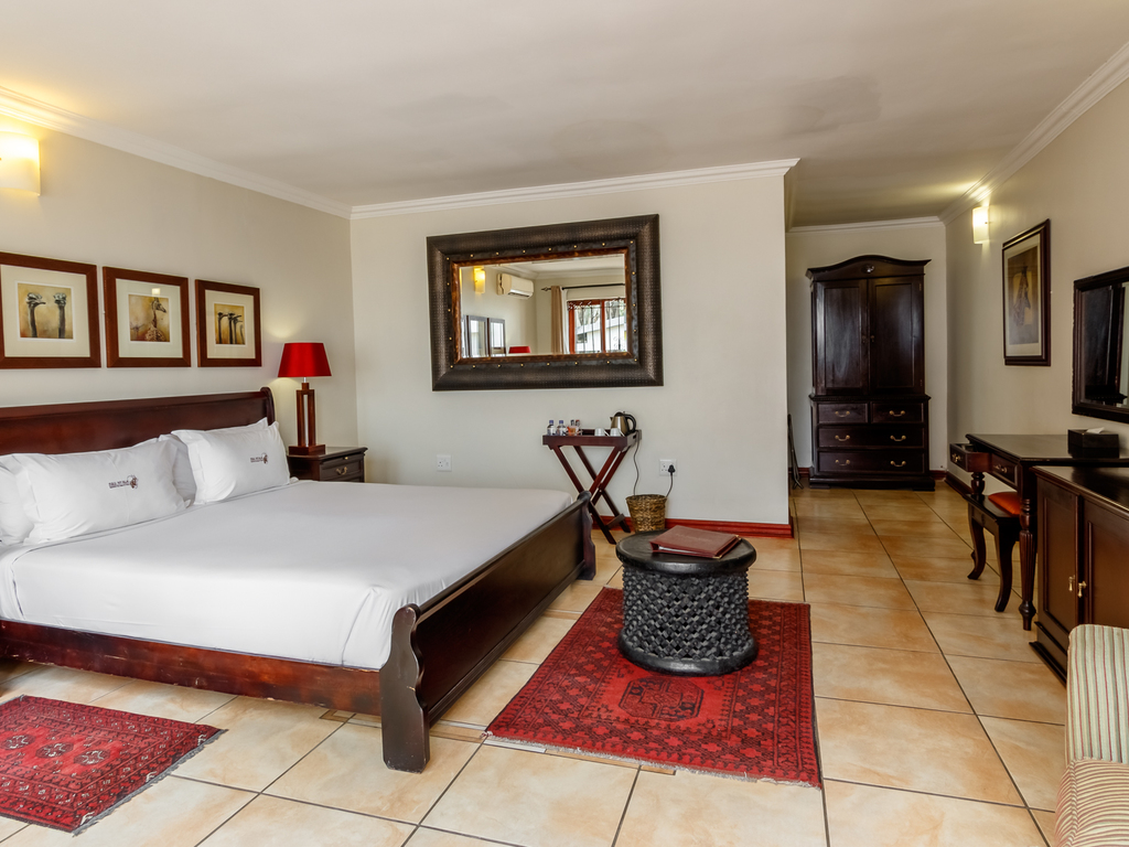 Zulu Nyala Country Manor **** bei Johannesburg