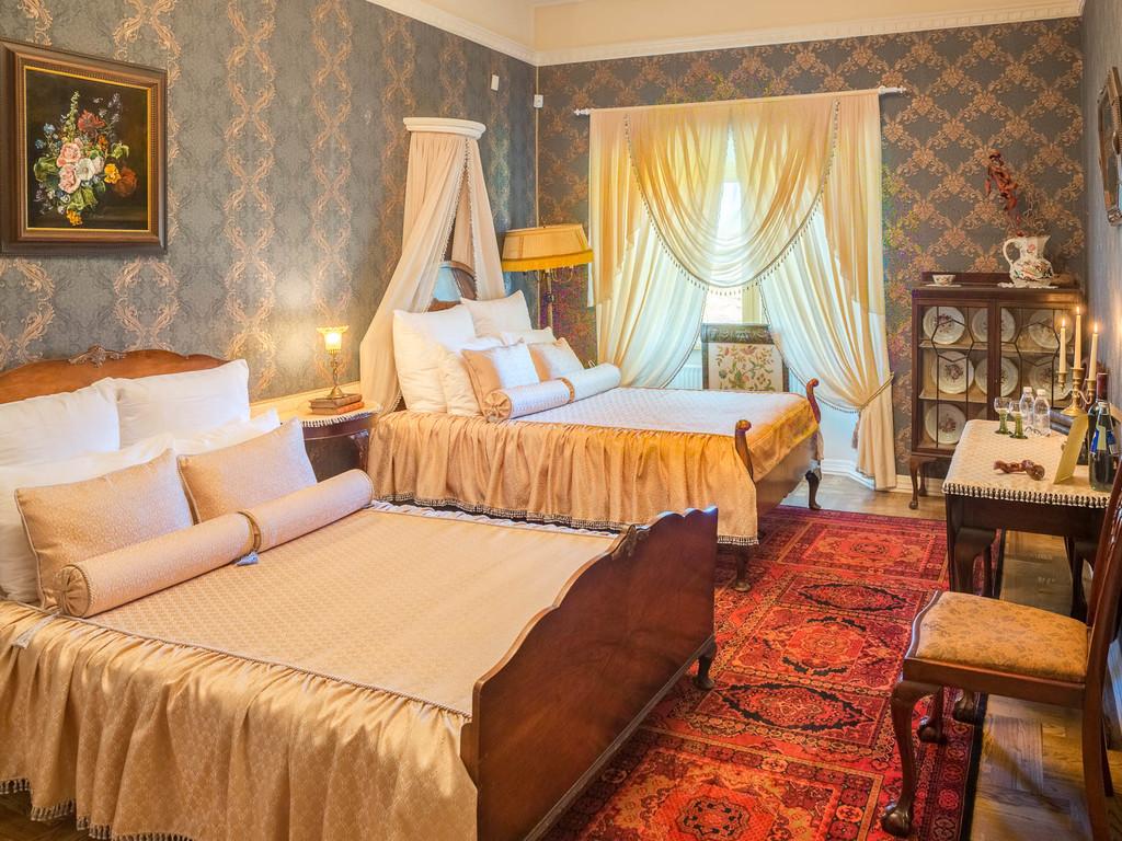 Pakruojis Manor Hotel**** in Pakruojis