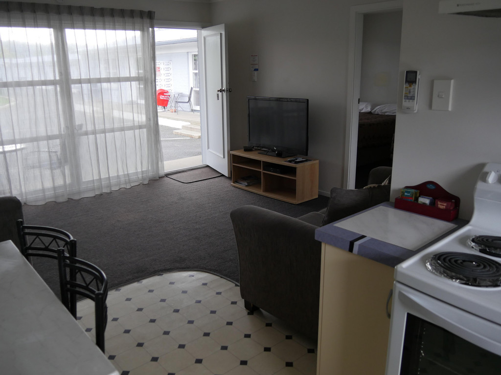 Cleveland Motel ** in Rotorua