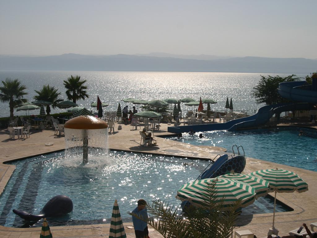 Dead Sea Spa **** in am Toten Meer