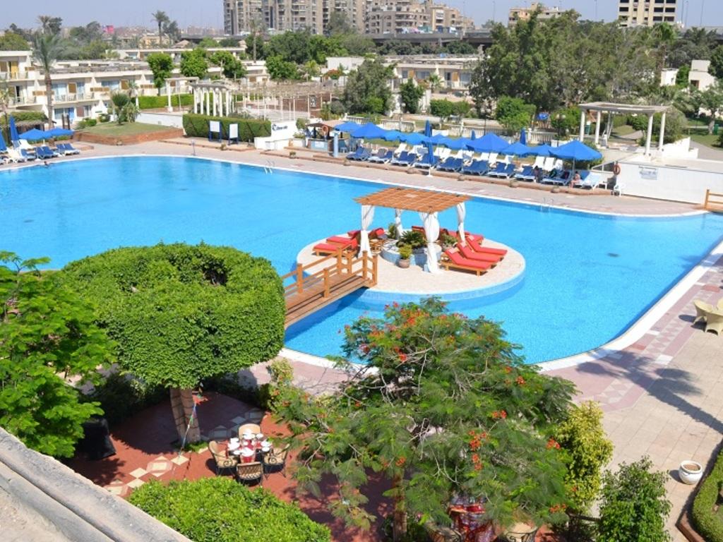 Cairo Pyramids Hotel *** in Kairo