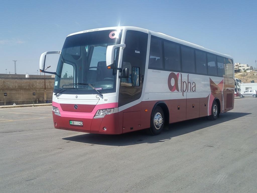 Unser Bus für Gruppen ab 15 Personen