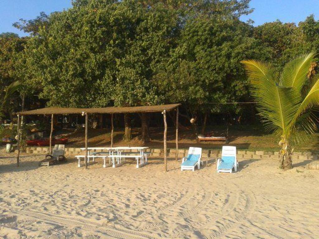Villa N'Banga Lodge **(*) in Praia do Bilene