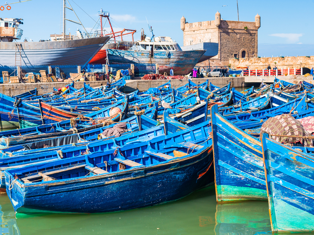 Essaouira…: Tag zur freien Verfügung