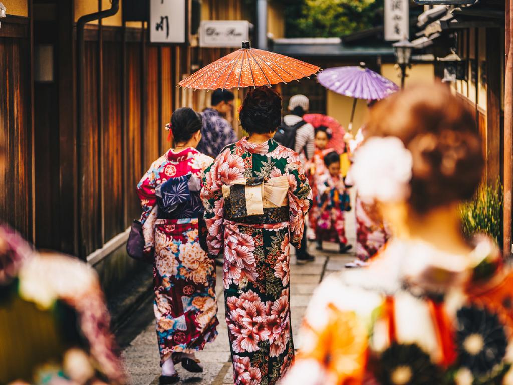 Kyoto: Fushimi-Inari-Schrein, Tempel Kinkaku, Schloss Nijo und Gion-Viertel