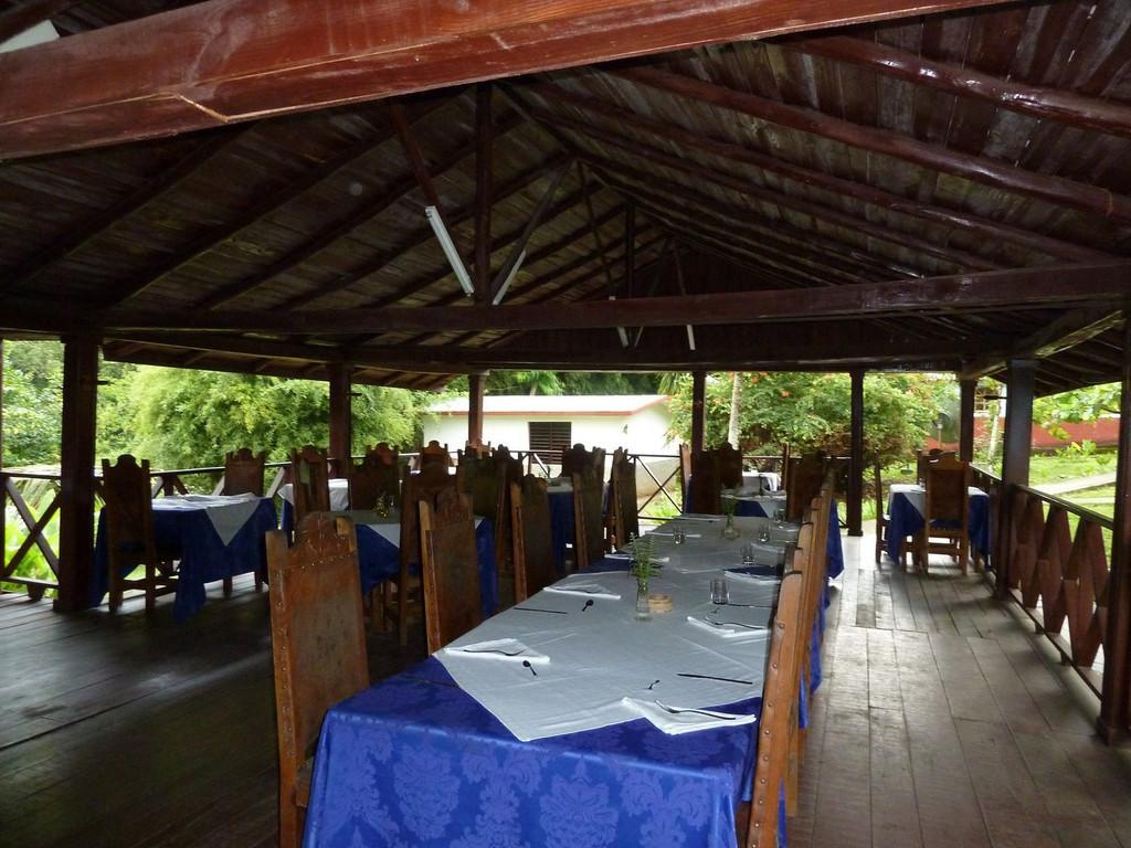 Hotel Villa Santo Domingo ** im Sierra Maestra-Gebirge
