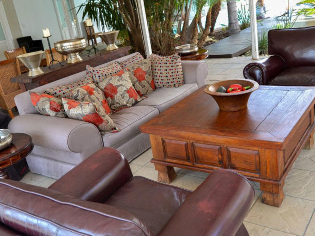 Belvedere Boutique Hotel **** in Windhoek