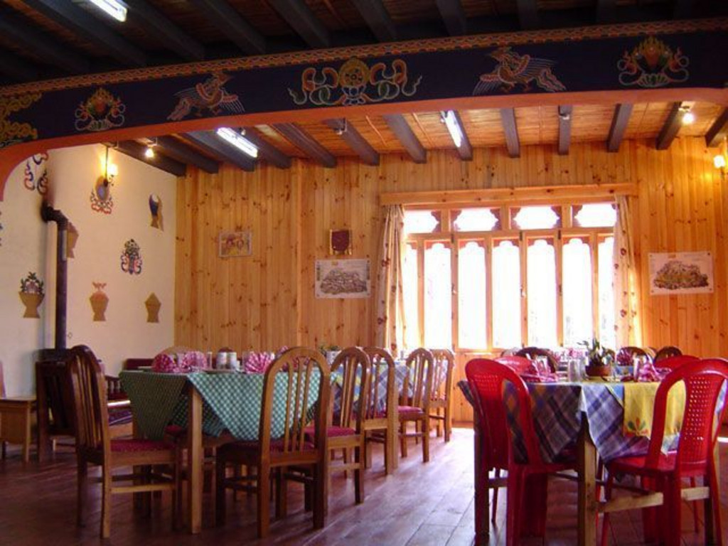 Mepham Lodge **(*) in Jakar/Bumthang