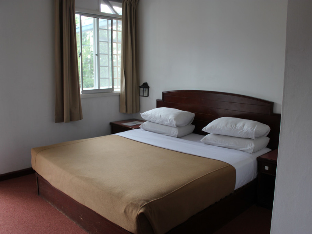 Kinabalu Pine Resort *** in Kundasang